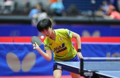 匈牙利赛日本女乒6人被淘汰 单打32强占9席