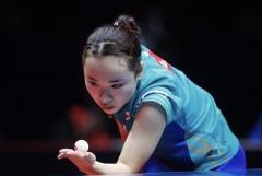 匈牙利赛伊藤美诚夺得女单冠军 日本队获3项冠军