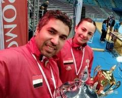 非洲杯萨拉赫胜阿鲁纳加冕 梅谢里夫夺女单第八冠