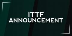 国际乒联:日本公开赛延期 中国香港中国赛两站待定