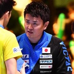 日乒男主帅:做好该做的 随时随地具备比赛能力