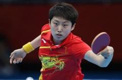 中国女乒历史上的天才:不是实力超强的张怡宁,而是她!