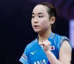 央视名记:伊藤美诚就是一把尺子 与中国女乒胜率近50%