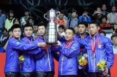 【历史的今天】国乒7个3-0夺冠!马龙开启金满贯之旅